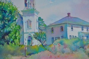 mendocino church detail 3
